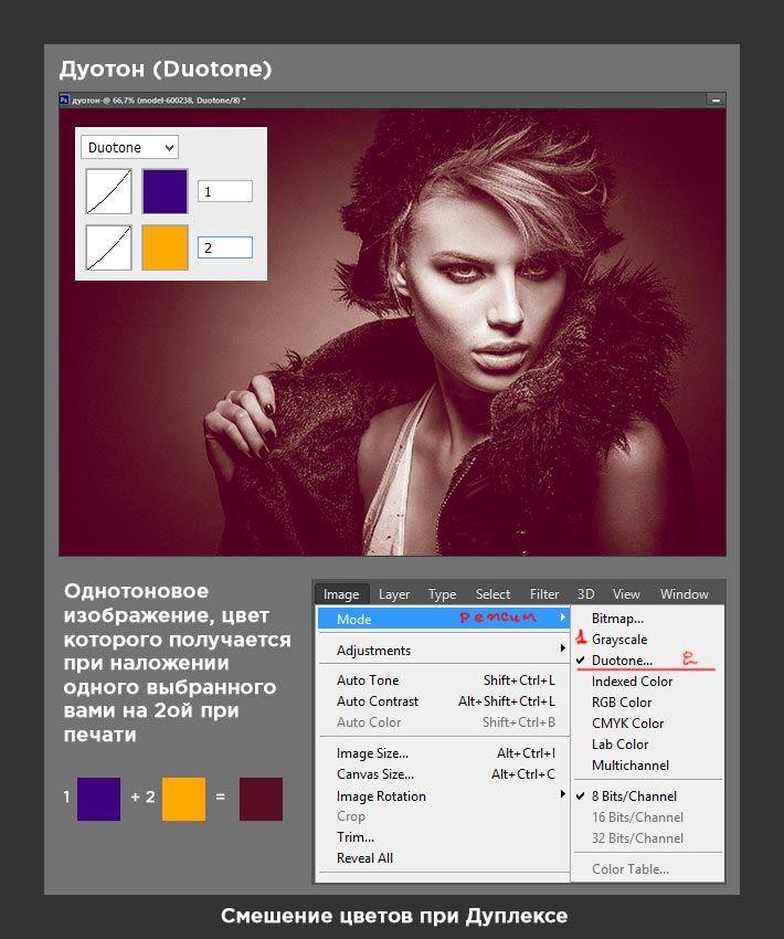 Как сделать эффект гравюры в фотошопе | 850x710